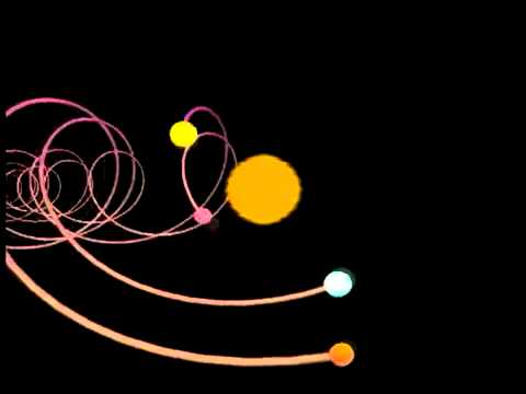 The solar systems motion through space youtube the solar systems motion through space ccuart Choice Image
