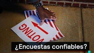 Elecciones EE.UU. ¿Podemos confiar en las encuestas? - Despierta con Loret