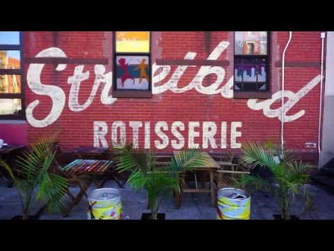 Streetbird Rotisserie Harlem Restaurant Chef Marcus Samuelsson - Frederick Douglass Blvd
