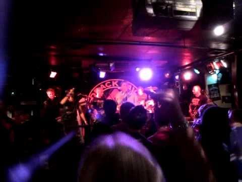 Me and my band (Karaoke at Redback!)