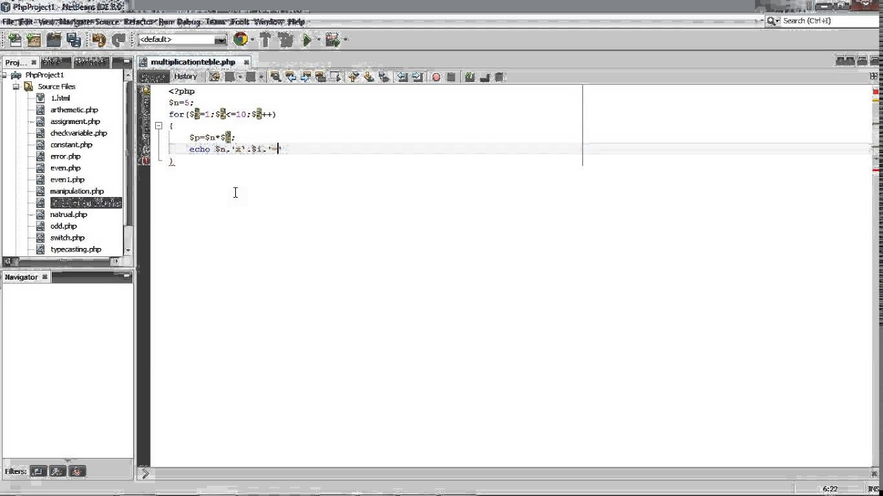 How to write a multiplication table program using php youtube how to write a multiplication table program using php gamestrikefo Image collections