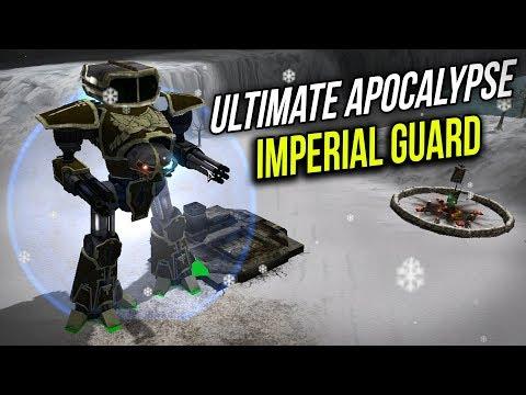 Ultimate Apocalypse Mod - New Release Testing