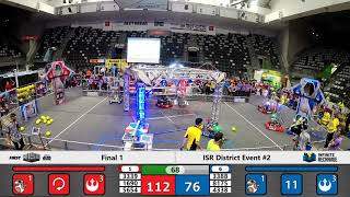 Final 1 - 2020 ISR District Event #2