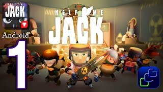 Help Me Jack: Atomic Adventure Android Walkthrough - Gameplay Part 1  - The Lost CITY Stage 1-4