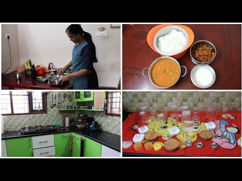 Thursday Full Day Routine VLOG/Kitchen arrangements/Breakfast/Lunch/Snacks