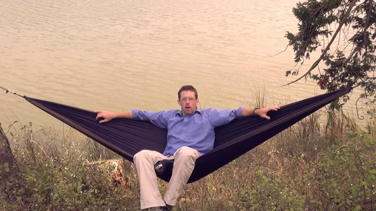 grand trunk double parachute nylon hammock grand trunk double parachute nylon hammock   youtube  rh   youtube