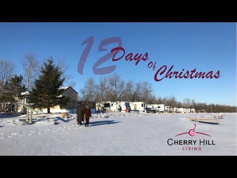 CherryHill Living 12 Days of Christmas