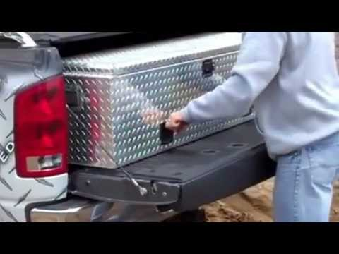 Portable Truck Tool Box Youtube