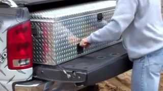 Portable Truck Tool Box