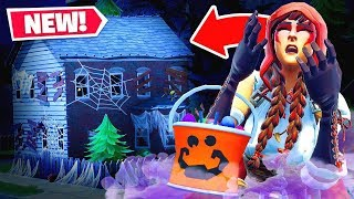 *NEW* Trick Or Treat Gamemode in Fortnite Battle Royale!