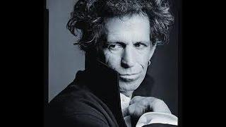 The Rolling Stonesのギタリスト、キース・リチャーズによる初めての絵...