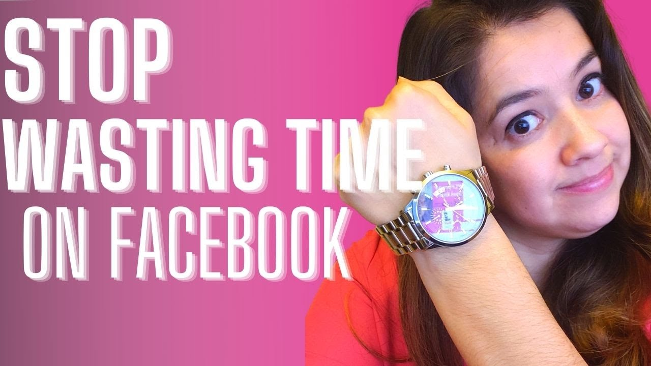 Use this App to STOP wasting time on FB