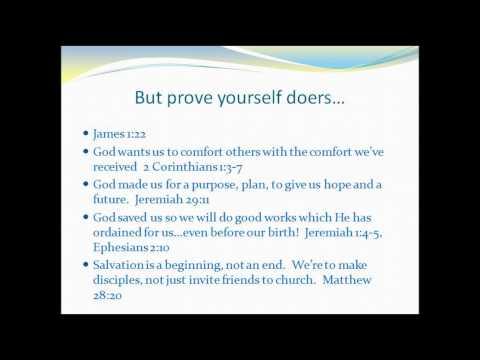 Cultural Christian Spiritual Pioneer Presentation 032013