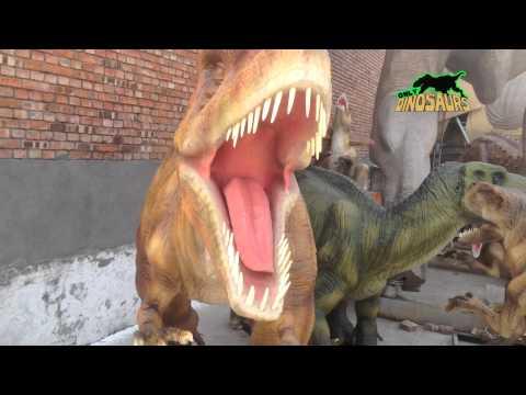 Decoraciones del Museo de los Dinosaurios,Diseño a Medida Modelo Animal Prehistórico