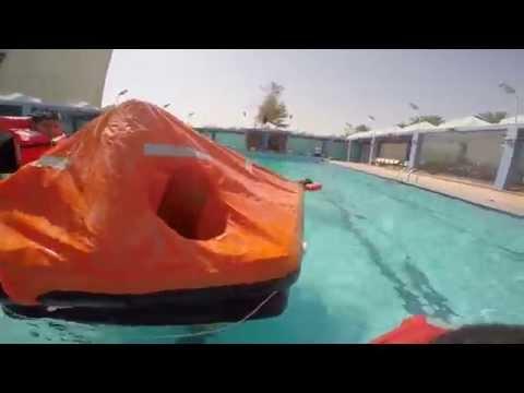 Marine Safety ( Practical Drill)  (KAU)