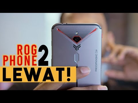 NUBIA RED MAGIC 3S - Hands On Review & Unboxing