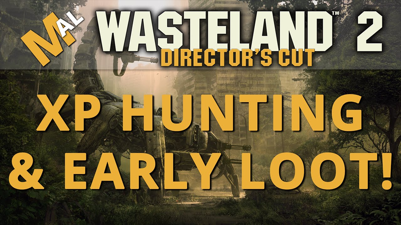 XP & LOOT Hunting! Wasteland 2 Directors Cut [SJ Difficulty] Lets Play/Gameplay – Part 18
