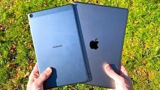 """Samsung Galaxy Tab A 10.1"""" vs Apple iPad 10.2"""" 7th Gen 2019: The BEST Budget Tablet?"""