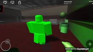 Playing with Anderson-Roblox