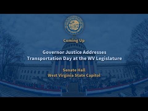 Transportation Day at the WV Legislature