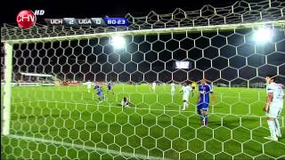 U de Chile 3-0 Liga 1080p Final Copa Sudamericana 2011 Relatos CHV