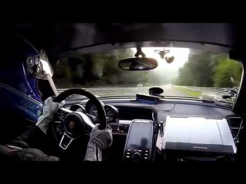 Porsche 918 Spyder Nürburgring Lap Record 6 57 With Mark Lieb Onboard