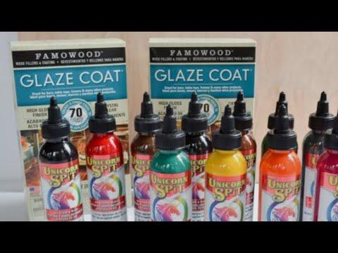 hqdefault - Famowood Glaze Coat Application Instructions