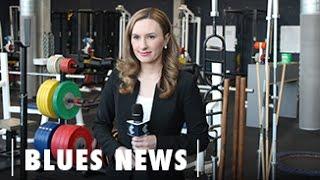 Blues News - Round Nine