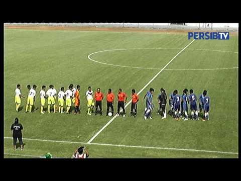 LIVE : PERSIB U15 vs Sulawesi Utara Perempat Final MENPORA CUP 2016