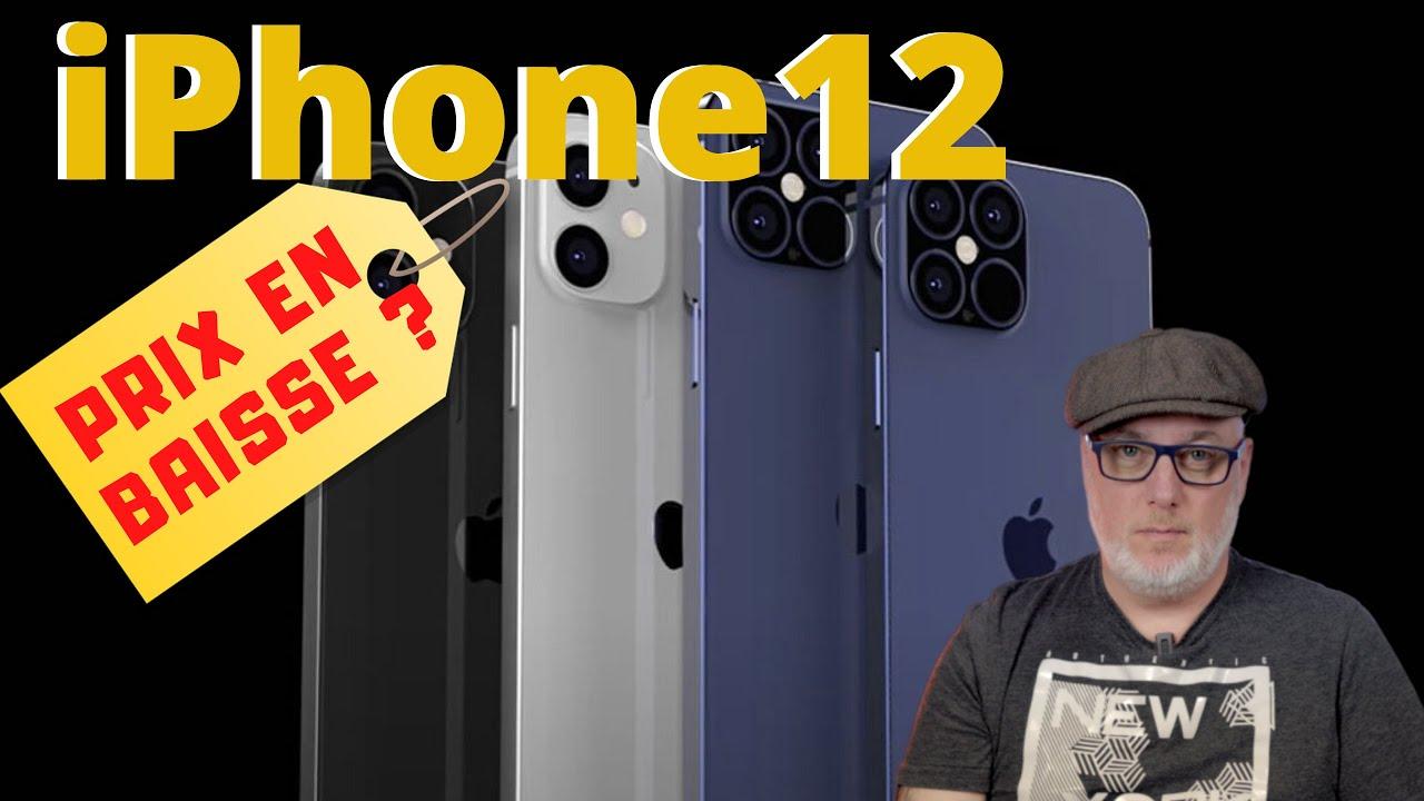 iPhone 12 et 12 Pro: Comment APPLE va LIMITER la hausse des PRIX