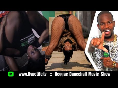 XRated Dancehall Music s  HYPE IT UP Show! 18