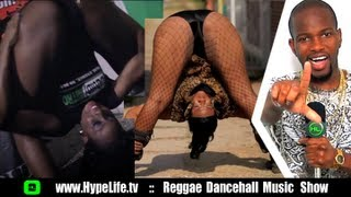 Repeat youtube video X-Rated Dancehall Music Videos // HYPE IT UP .Show! [18]