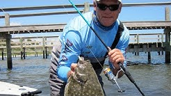 St Augustine Inshore Fishing for Florida Flounder
