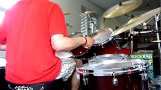Drum Cover - Twilight of the Thunder God (Amon Amarth)