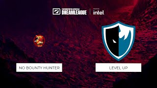 No Bounty Hunter vs Level UP | Highlights | DreamLeague - DPC EU: Lower Division
