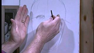 Jerry Yarnell teaches facial proportions