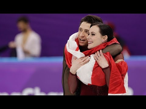 Skating duo Virtue and Moir inspiring romantic fan fiction
