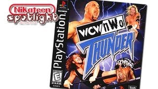 Spotlight Video Game Reviews - WCW/nWo Thunder (Playstation)