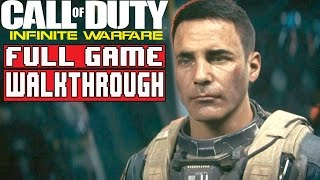 CALL OF DUTY INFINITE WARFARE Gameplay Walkthrough Part 1 FULL GAME  - No Commentary (Full Campaign)