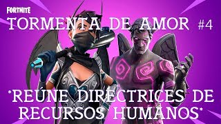 GATHER HUMAN RESOURCES/LOVE STORM/FORTNITE STORM GUIDELINES SAVE THE WORLD