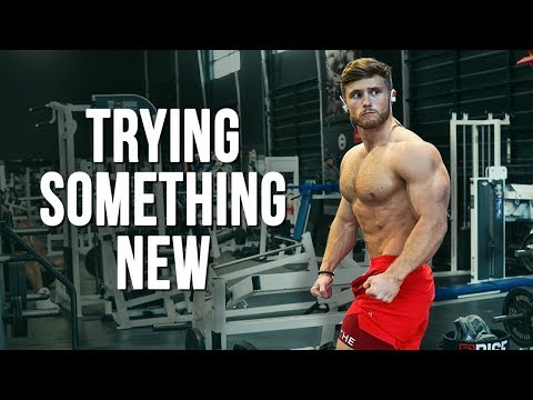New Push Workout & Posing at the Canadian Mecca of Bodybuilding!