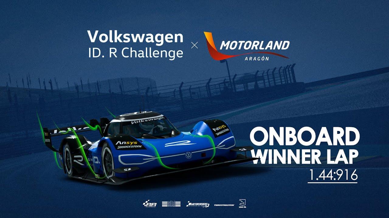 Video: VW IDR masterclass at Raceroom's Aragon