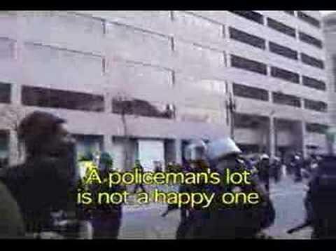 A Policeman's Lot - Award-Winning video, part 3