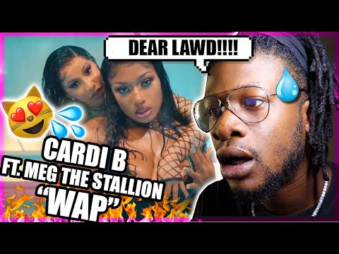 Cardi B Wap Feat Megan Thee Stallion Official Music Video