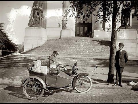 #112. Старые автомобили - Ретро фотографии