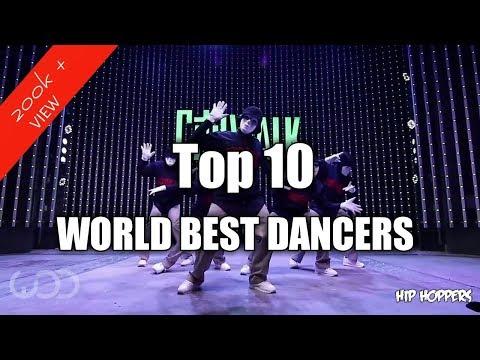 Top 10 Best Dancers 2018 | World of Dance | Hip Hoppers