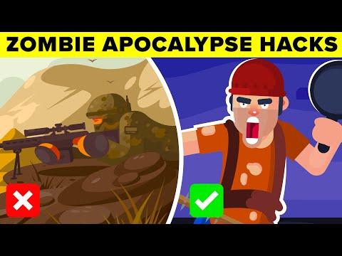 10 Incredible DIY Zombie Survival Life Hacks
