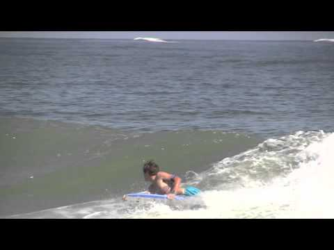 SURFERS - A day at the beach - Cape Henlopen