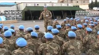 YEL YEL SATGAS GARUDA XXIII-G UNIFIL LEBANON