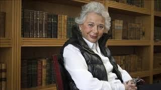 Olga Sánchez Cordero será la invitada especial este 30 de septiembre